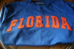 Vintage University of Florida, Gators, UF, Colosseum Jersey, Adult Size Large, Unisex, NCAA, Collegiate Gear, Go Gators, Retro College, 1992 by BrindleDogVintage on Etsy
