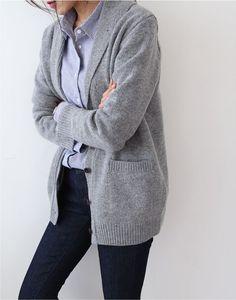 New Fashion Casual Business Sweaters 36 Ideas Style Casual, Preppy Style, Work Casual, Casual Chic, Style Me, Casual Outfits, Fashion Mode, Minimal Fashion, Work Fashion