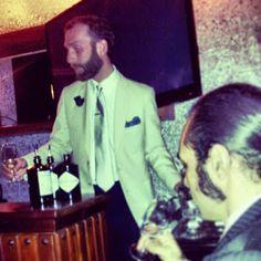 Evento Hendrick's Gin 2013 - O Bar Virtual