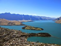 Queenstown, New Zealand.  The adventure capital of the world.