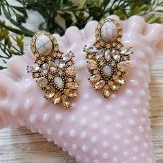 Alixyz Tassel Earring for Women Vintage Antique Silver Dangle Chandelier Earrings Beaded For Girls