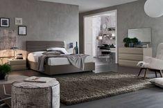 Camere da letto moderne City Composè