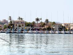 Lavrion main port - yachting