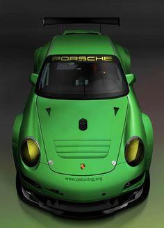 Porsche 911 997 GT3 RSR