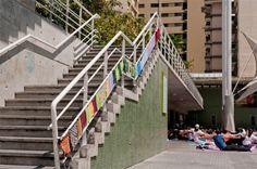 En Caracas (año 2012)