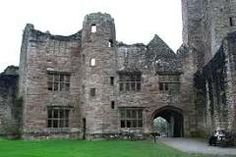 Ludlow Castle, birthplace of 18th great, Katherine Mortimer, Countess of Warwick Ludlow Castle is a partly ruined uninhabited medieval building in the town of the same name in the English county of Shropshire.