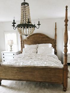 6 Pleasing Tips AND Tricks: Guest Bedroom Remodel Color Combos master bedroom remodel renovation.Bedroom Remodel On A Budget Coffee Tables. Farmhouse Master Bedroom, Master Bedroom Makeover, Cozy Bedroom, Bedroom Ideas, Bedroom Designs, Kids Bedroom, Bed Designs, Bed Ideas, Painted Fox Home