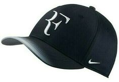 Roger Federer Hat, Nike Roger Federer, Black Ombre, Nike Fashion, Nike Men, Tennis, Baseball Hats, Manny Pacquiao, Eva Marie