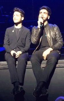 Gianluca and Ignazio