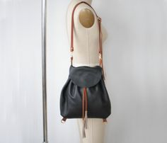 The Hayley Bag, can be worn as shoulder bag or backpack. love the versatility