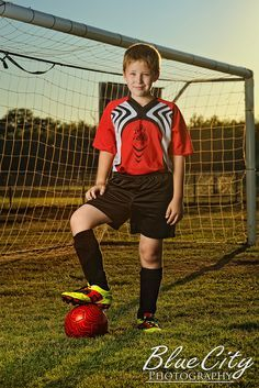 kids soccer photo pose - Google Search