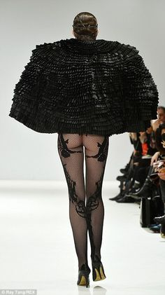 The worst of London Fashion Week revealed | Daily Mail Online