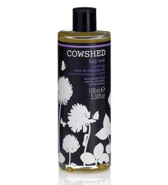"Huile Bain & Massage ""Douce Paress"" de Cowshed http://www.vogue.fr/beaute/shopping/diaporama/massage-a-la-maison-deconnexion-at-home-se-masser-a-domicile/14583/image/807178#!massage-at-home-huile-bain-amp-massage-quot-douce-paress-quot-de-cowshed"