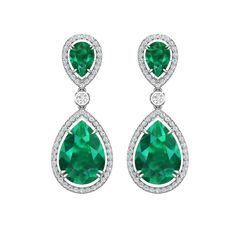 Pearl Jewelry, Gemstone Jewelry, Fine Jewelry, Cute Gift Boxes, Cute Gifts, Fashion Jewelry, Women Jewelry, Emerald Stone, Semi Precious Gemstones