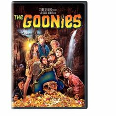 """Andi, you Goonie.""  We so wanted to be a Goonies too.  Watched over & over all summer with C. Good times."