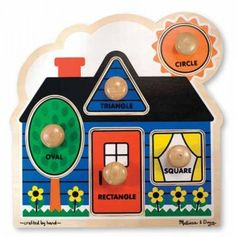 Melissa and doug First Shapes Puzzle
