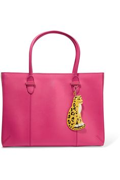 CHARLOTTE OLYMPIA Brando Textured-Leather Tote.  charlotteolympia  bags   leather  hand 2a3e4082ac