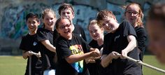 Secondary Sports Day was a blast! Congratulations to Fire House for winning the Sports Day Cup!