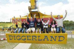 Weird theme amusement parks for kids