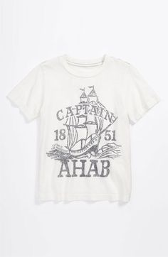 Peek Graphic T-Shirt (Toddler, Little Boys & Big Boys) available at Nordstrom