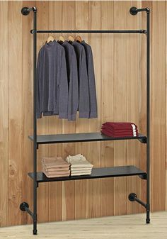 Pipe Wall Unit