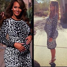 Bellyitch: Evelyn Lozada says no to maternity clothes, considers designing sexy maternity line
