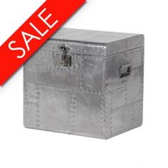 Juliet Single Theme Areo Metal Trunk