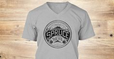 We're raising money for a storefront for Spruce in Denver! Help us out by ordering a Spruce shirt for yourself, your family, your friends, your frenemies, your dog, and anyone you know who wants a location where guys can get their hair did, their beards trimmed, and their closets filled with the best collection of men's apparel, accessories, and grooming products.