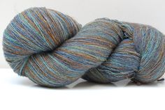 Latvian Hand-dye wool 6/1, col. Rushes near river 265g