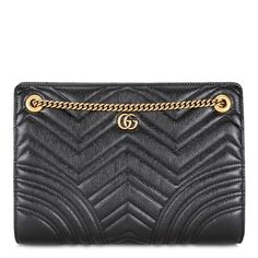 d76bcda326df Gucci Marmont Matelasse, Chevron Quilt, Quilted Leather, Waist Skirt,  Leather Shoulder Bag