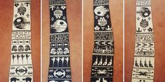 Star Wars Double Knit Scarf – Impressive. Most impressive.