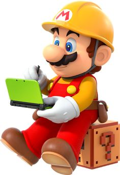 Super Mario Maker 3DS                                                                                                                                                                                 More