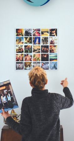 LALALAB prints your photos, photobooks and magnets - My best education list Polaroid Wall, Polaroid Ideas, Polaroids, University Rooms, Cocoon, Black And White Portraits, Dream Decor, Photo Displays, Travel Style