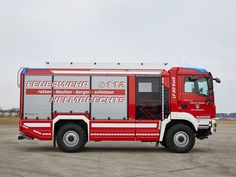 Vehicle of the month detail - Rosenbauer