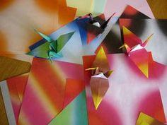 Cómo hacer una morsa de origami