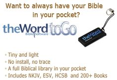 Free Bible Software theWord!
