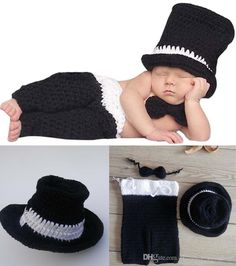 Hats & Caps Romantic Knitting Soft Hat Pants Set Baby Clothing Accessories Cute Animal Bebe Newborn Photography Props Handmade Crochet Outfits Girls