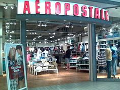 Pricing Part 2 - Focus on Specialty & Vertically Integrated Retailers. English: Aéropostale store in Monmouth Mall, N...