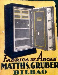 Matths Gruber. Bilbao,1933