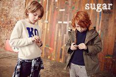 Adriel y Lucas de Sugar Kids para Zara Kids
