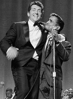 Dean Martin & Sammy Davis Jr. 1965