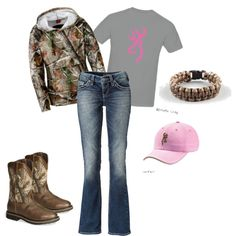 """Backwoods Girl"" by hannah52296 on Polyvore"