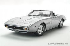 Maserati Ghibli Spyder - 1970