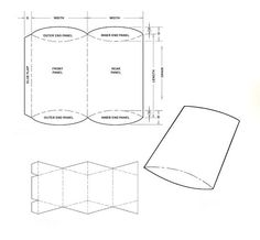 packagingbox | Corrugated and folding carton box templates | Page 17