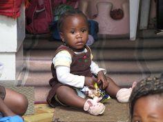 Mädchen aus Orange Farm #KITA #Nkululeko #Südafrika #Orange_Farm