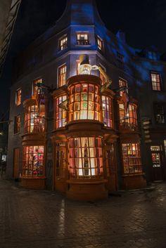 Le foto del parco di Harry Potter, in Florida - Il Post