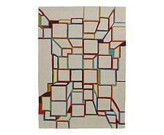 Rug Lenora V, multicolor, 170 x 120 cm