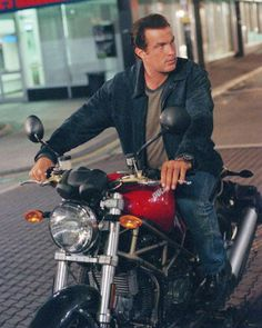 Steven Seagal from Marked For Death