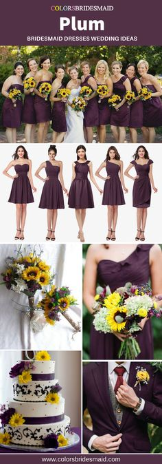 500+ styles plum bridesmaid dresses for fall weddings, cheap under $100, custom made to all sizes. #colsbm #bridesmaids #weddings #weddingideas #plumwedding Plum Wedding, Fall Wedding, Wedding Colors, Dream Wedding, Wedding Stuff, Plum Bridesmaid Dresses, Bridesmaids, Wedding Dresses, Weddingideas
