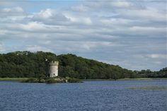 Crichton Tower, Gad Island, Upper Lough Erne #Fermanagh #Ireland